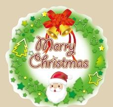 圣诞节花环图片