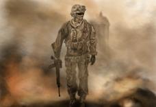 美国大兵图片