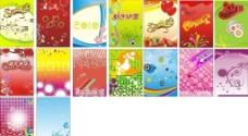 2010海报背景图片