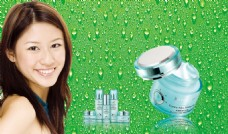 明星化妆品广告