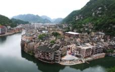 古城镇远图片