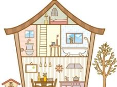 房屋 家居 家具 宠物小屋图片