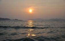 夕阳A(mzyzhq拍摄)图片