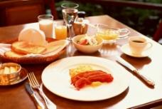 西式早餐图片