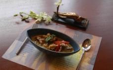 咖喱软壳蟹图片