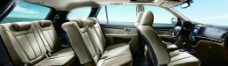 汽车摄影2010款新胜达内部空间图片