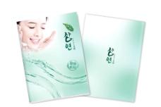 韩国植物系列化妆品图片