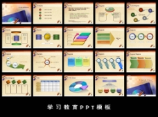 学习教育PPT模板