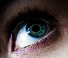 软性隐形眼镜图片
