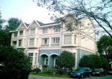 别墅景图片