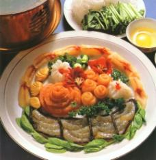寿司 雕花 食物 美食 糕点图片