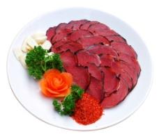 张飞牛肉图片