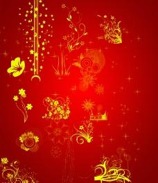 花紋素材圖片