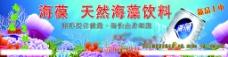 海葆 天然海藻饮料图片