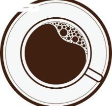 一杯咖啡logo图片