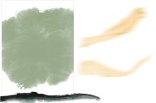 水墨小装饰图片