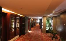 五星级酒店走廊图片